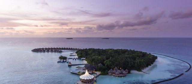 Свой собственный необитаемый остров от Baros Maldives