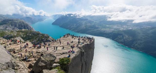 Зачем осенью ехать в Норвегию
