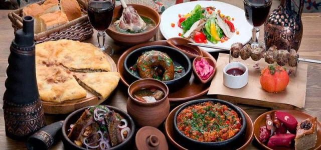 Самый вкусный фестиваль Армении