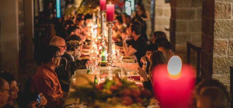 Фестиваль «Открытые рестораны» в Иерусалиме