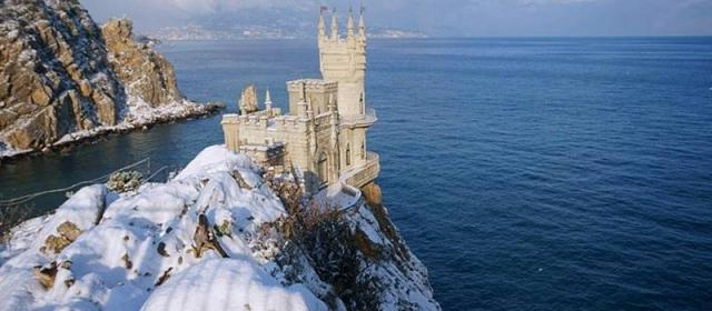 Как добраться на Новый Год до Крыма новым способом