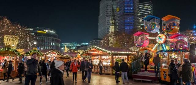 Пять лучших рождественских рынков Европы