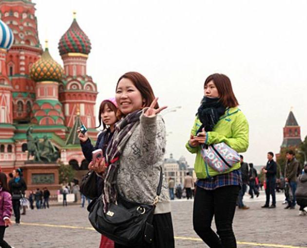 Пять стран – лидеров въездного туризма в Россию