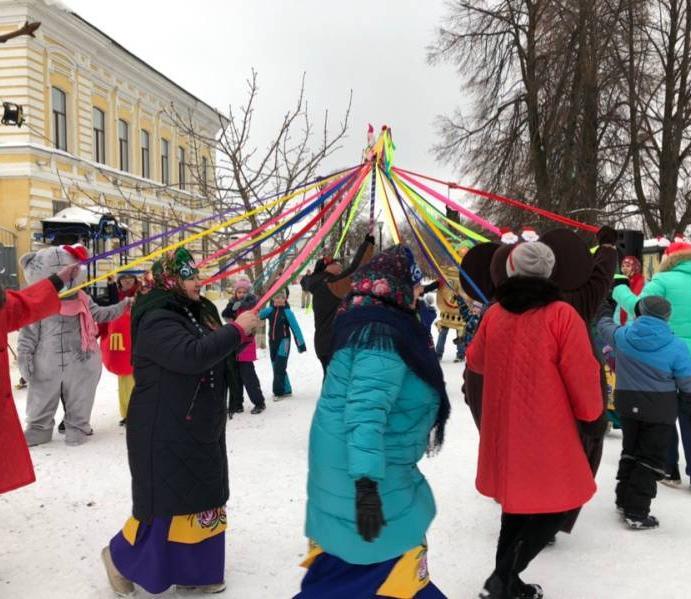 Городец приглашает на новогоднюю арт-ярмарку