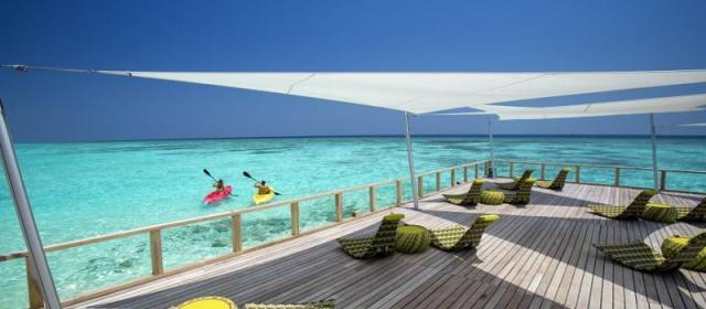 Новая экологическая инициатива отеля Velassaru Maldives