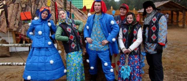 Детский week-end во Владимире