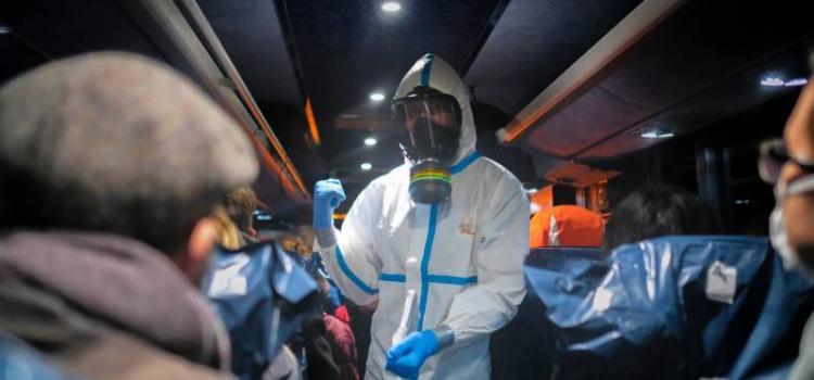 Как обезопасить себя от заражения коронавирусом путешествуя поездом