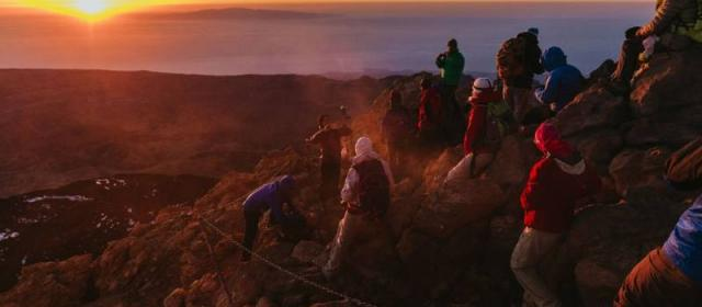 Пройди все маршруты Tenerife Walking Festival