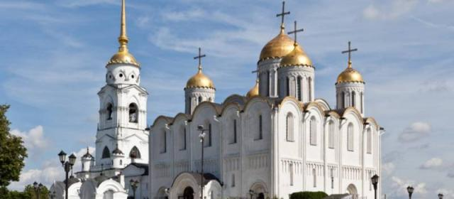 В «Малом Золотом кольце» – вся история России!