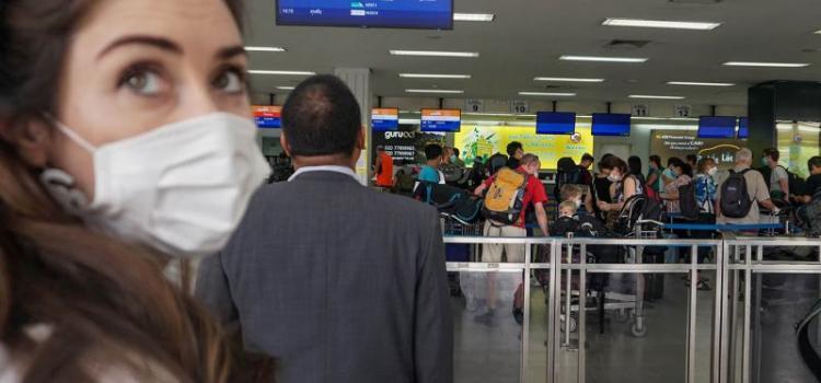 ТОП Аэропортов мира с высоким риском заражения коронавирусом