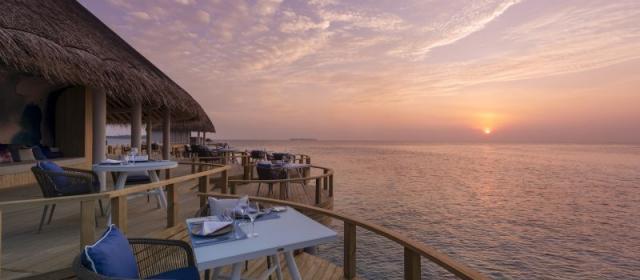 Местные продукты и собственное производство в ресторанах отеля Faarufushi Maldives