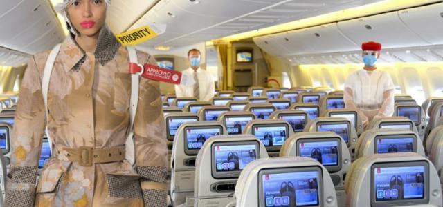Эксперты назвали услуги  и сервис, которые исчезнут при авиаперелёте после пандемии