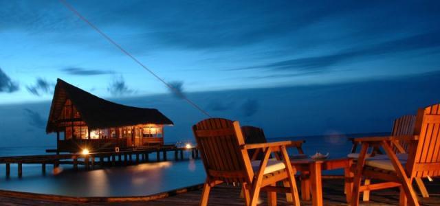 Kuramathi Maldives. Скучно не бывает