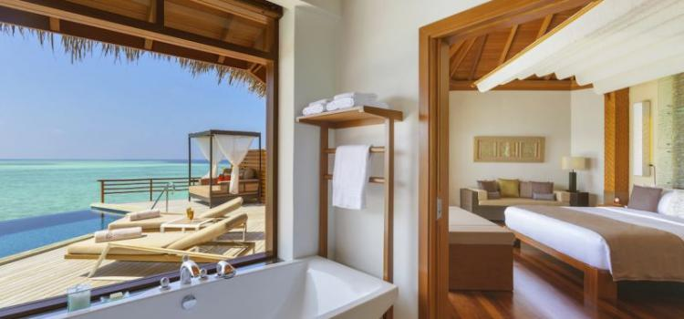 Baros Maldives признан самым роскошным отелем в мире