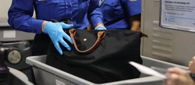 Как избежать изъятия личных вещей при досмотре в аэропорту