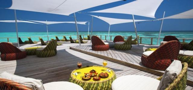Лучшие новогодние праздники в жизни в раю Velassaru Maldives