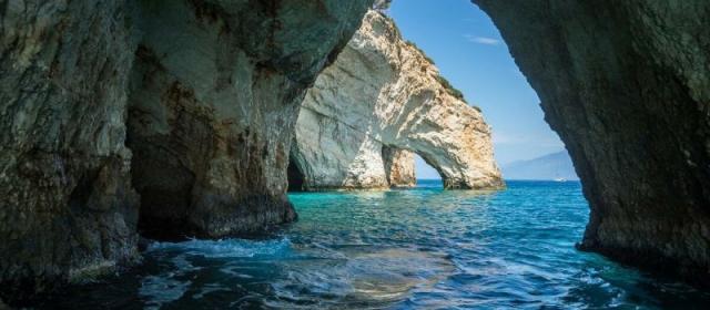 ТОП-9 Самых красивых пещер Греции