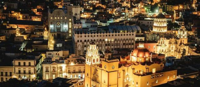 Пять европейский городов, которые находятся вне Европы