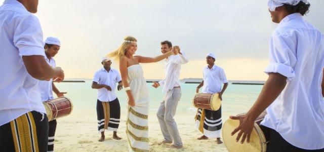 Восхитительные чувства в Kurumba Maldives