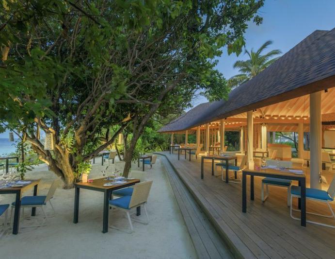 Бесподобное новое меню Ресторане Faru в Dhigali Maldives