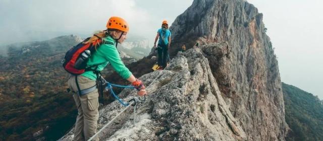 Виа феррата – самые захватывающие маршруты Европы
