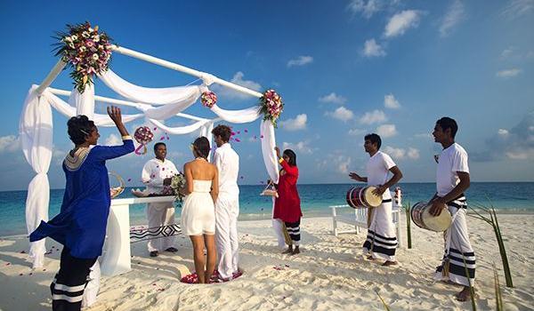 Высокие чувства в Velassaru Maldives