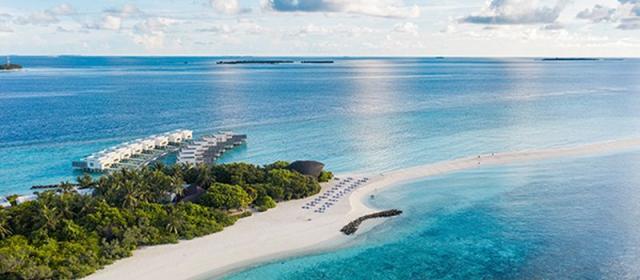 В Dhigali Maldives все включено